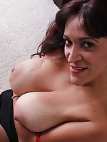 older women taking big cocks